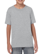 Kids'  Ultra Cotton T-Shirt (Sport Grey)