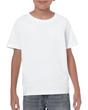 Kids' Heavy Cotton T-Shirt (White)