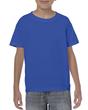 Kids' Heavy Cotton T-Shirt (Royal)