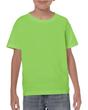 Kids' Heavy Cotton T-Shirt (Lime)