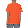 Kids' Heavy Cotton T-Shirt (Orange)