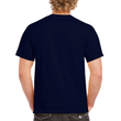 Men's Heavy Cotton Adult T-Shirt (Navy)