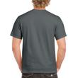 Men's Heavy Cotton Adult T-Shirt (Charcoal)