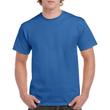 Men's Heavy Cotton Adult T-Shirt (Royal)