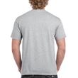 Men's Heavy Cotton Adult T-Shirt (Ash Grey)