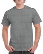 Men's Heavy Cotton Adult T-Shirt (Graphite Heather)