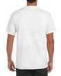 Men's Ultra Cotton Adult T-Shirt with Pocket (White)