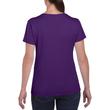Women's Classic Short Sleeve T-Shirt (Purple)