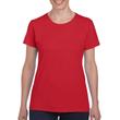 Women's Classic Short Sleeve T-Shirt (Red)