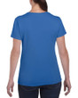 Women's Classic Short Sleeve T-Shirt (Royal)