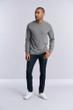 Men's DryBlend Adult Long Sleeve T-Shirt