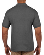 Men's Ultra Cotton Pique Sport Shirt (Dark Heather)