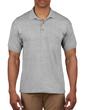 Men's Ultra Cotton Pique Sport Shirt (Rose Sport Grey)