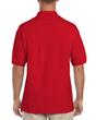 Men's Ultra Cotton Pique Sport Shirt (Red)