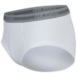 Men's Briefs Underwear (White)