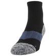 Men's Strategic Cushion Ankle (Black/Slate/Stone)