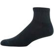Men's Cotton Ankle (Black)