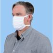 Gildan Reusable 3-Layer Self-Care Face Mask with Head Straps (Black)