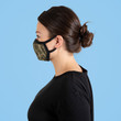 Mossy Oak Reusable 2-Layer Everyday Face Mask with Ear Loops (Break-up Infinity)