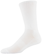 Men's Performance Crew Socks (White)