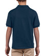DryBlend® Youth Jersey Polo (2Pack) (Navy)