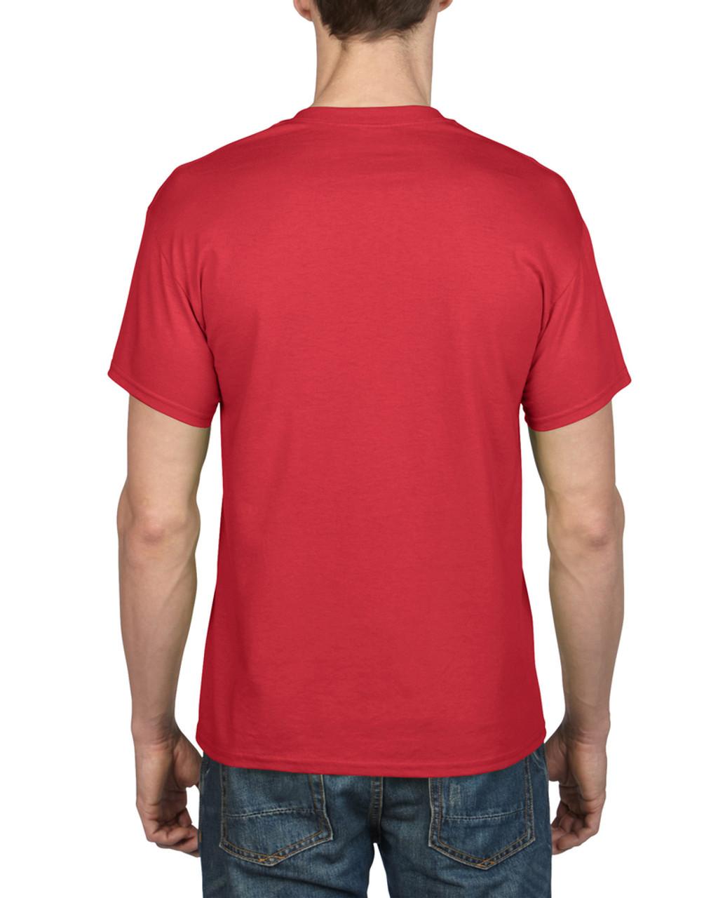 2-Pack Gildan Mens DryBlend Adult T-Shirt