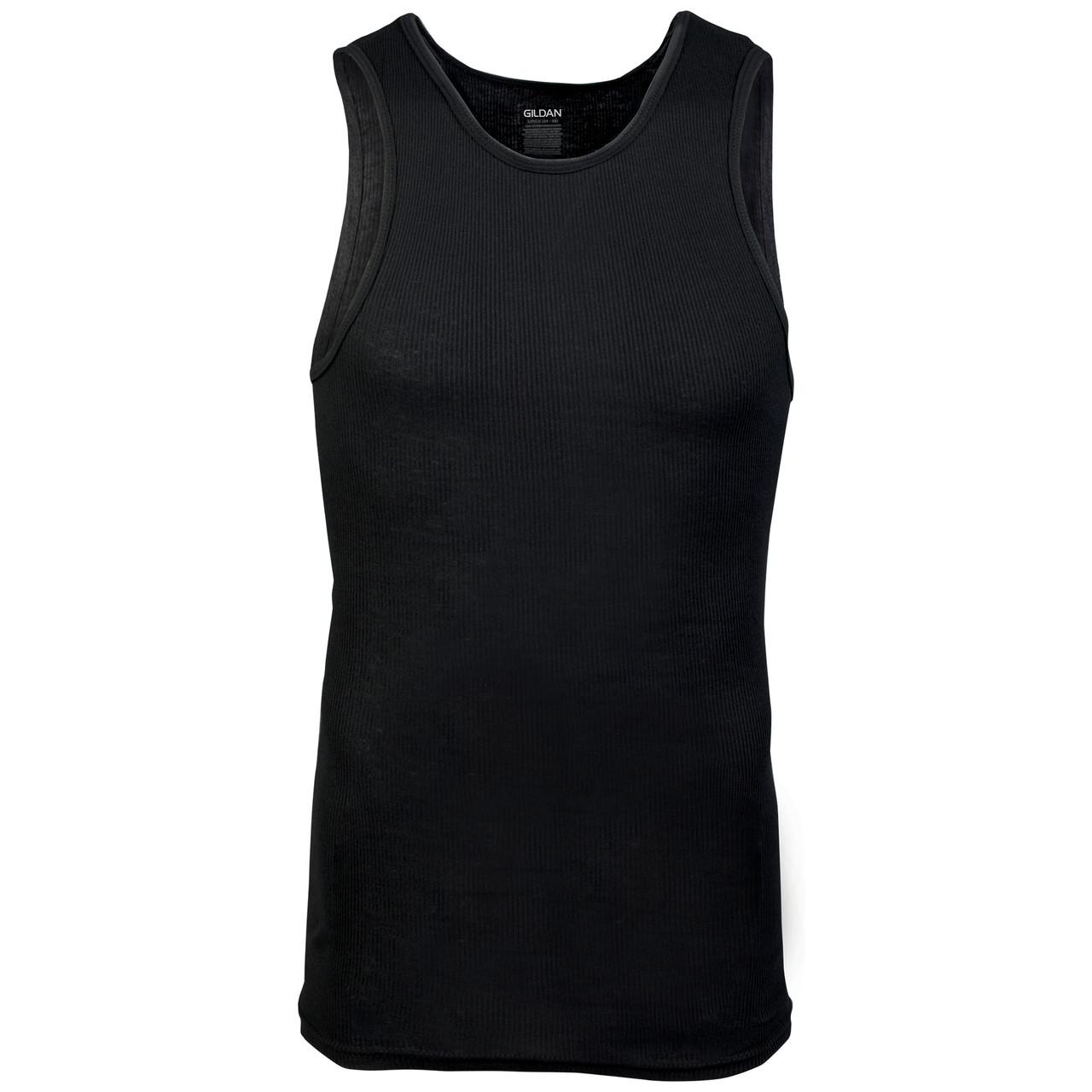 Gildan Platinum Men/'s 6-Pack A-Shirt Choose SZ//color