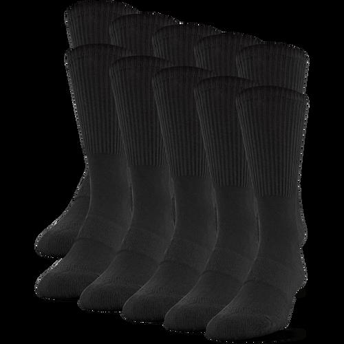Men's Big and Tall Crew Socks