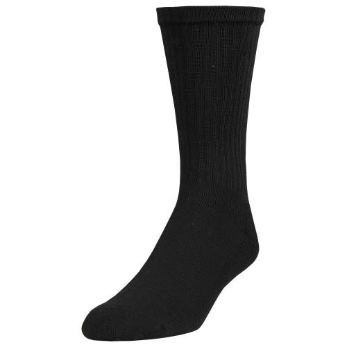 Men's Stretch Cotton Crew Socks