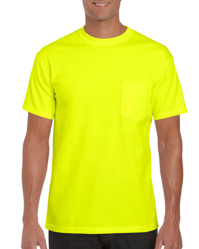 Men's Ultra Cotton Adult T-Shirt with Pocket