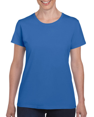 Women's Classic Short Sleeve T-Shirt (Royal)