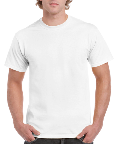 Gildan Hammer® Men's Adult T-Shirt (White)