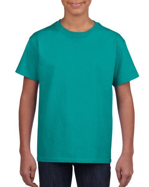 Kids'  Ultra Cotton T-Shirt (Jade Dome)