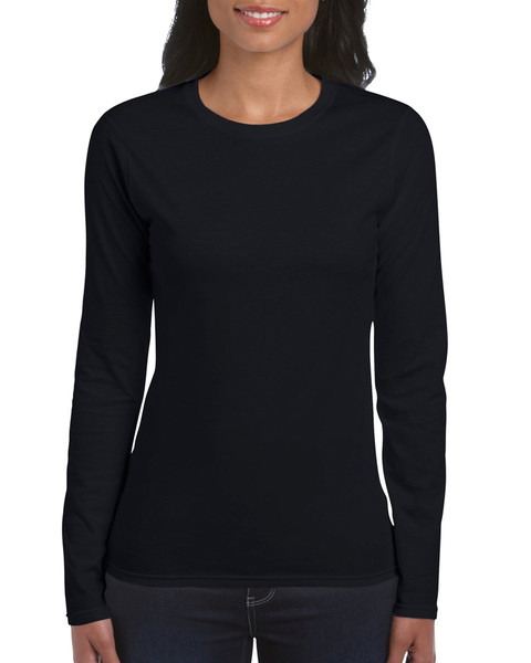 Women's Softstyle Long Sleeve T-Shirt