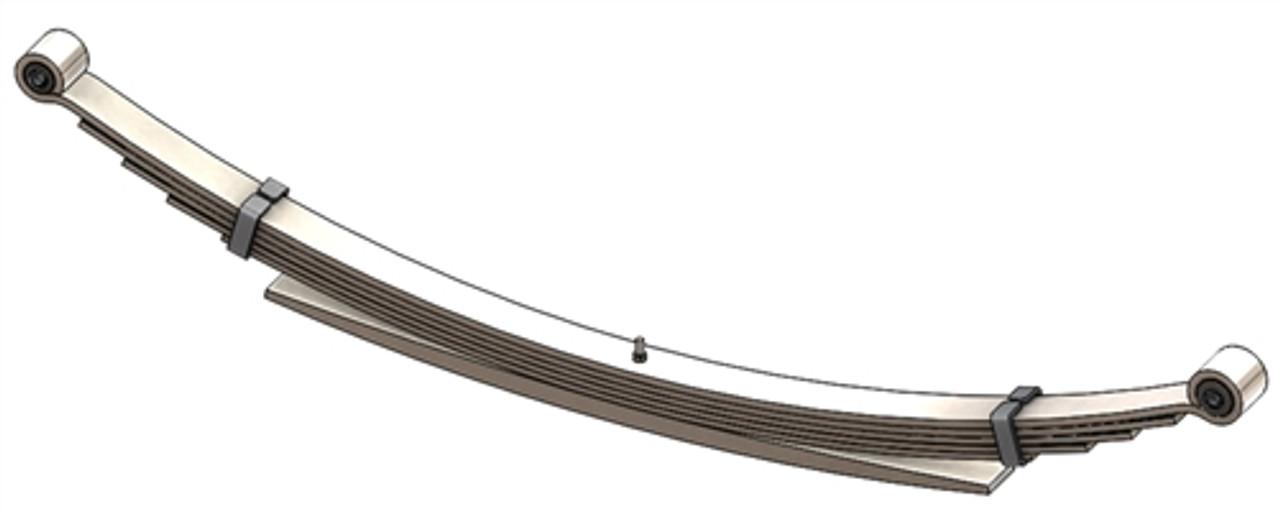 For GMC 150-22 47-54 ACDelco Professional Rear Forward Leaf Spring Bolt Kit