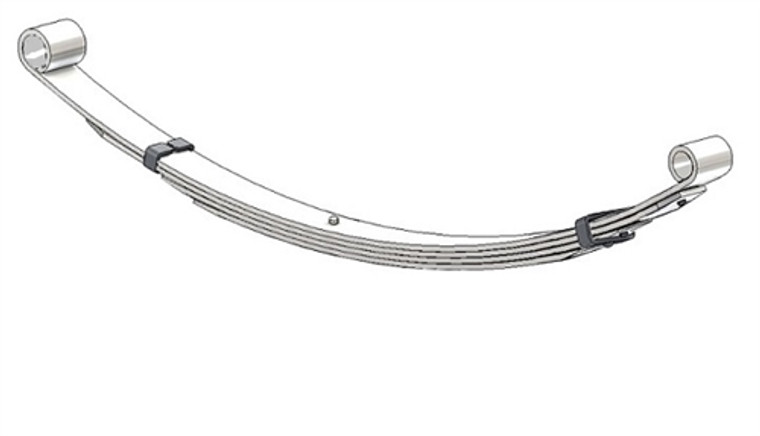 1964 - 1966 Ford Thunderbird rear leaf spring, 5 leaf
