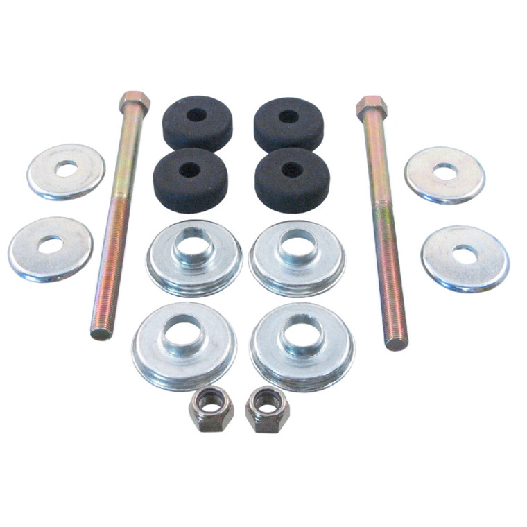 1963 - 1981 Corvette Shackle Kit - Complete end bolt kit with washers, cups and bushings (One per vehicle needed)