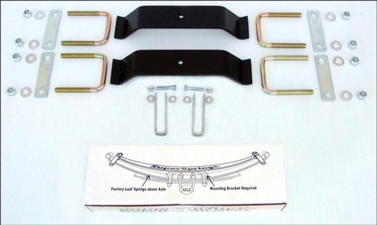 SuperSprings Mounting Kit