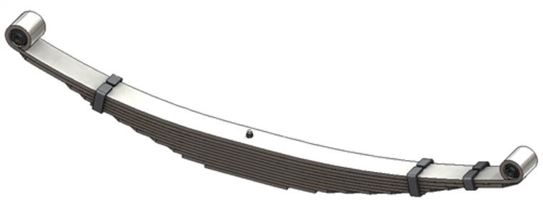 2006 - 2016 F450 / F550 Super Duty rear leaf spring, 9 leaf, 5500 lb capacity