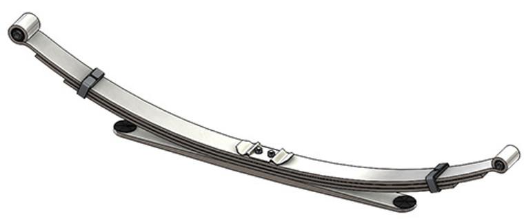2009 - 2014 F150 rear leaf spring, 4(3/1) leaves, 1900 lbs capacity