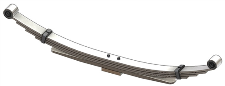 2014-2018 Ram 3500 rear heavy duty leaf spring (Excludes Air Suspension)