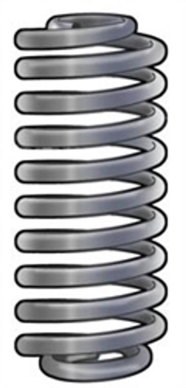 Heavy Duty Front Coil Springs for 2007 - 2017 Silverado / Sierra 1500