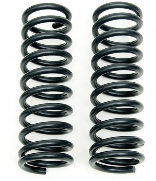 2009 - 2018 Dodge Ram 1500 4x4 Heavy Duty Front Coil Springs with 25% Capacity Increase