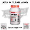 PRO ACTION 2LB: Lean & Clean Whey Protein