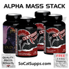 ALPHA MASS STACK! Most Extreme Mass Stack on SoCalSupps.com