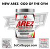 NEW AREZ: GOD OF THE GYM