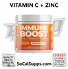 IMMUNE BOOST: Daily Vitamin C + Zinc