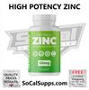 ZINC: High Potency Immune Health Support