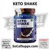 KETO SHAKE: 5 Grams Net Carbs