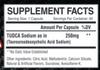 ELITE LIVER SUPPORT / TUDCA: Eliminates Liver Metabolites